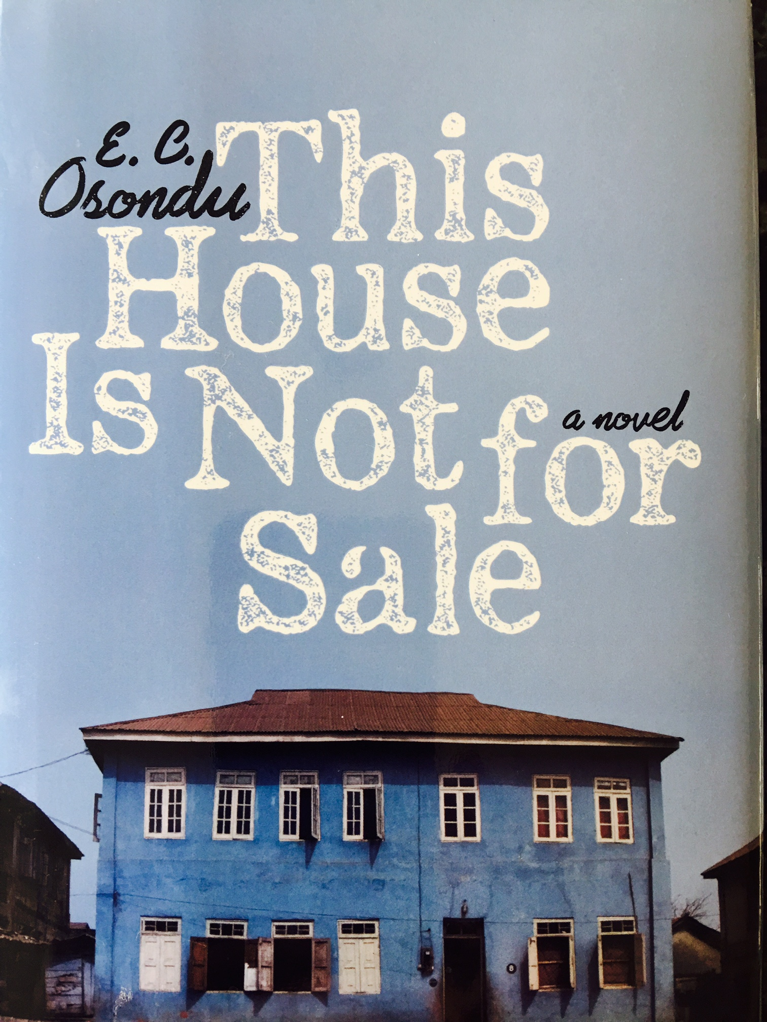 This House is not for Sale is a treat for lovers of literary fiction that draws from the oral tradition of African storytelling. The setting is an un-named Nigerian town […]